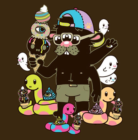 Jon Knox, Threadless